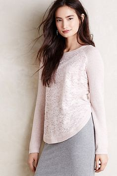 Laceveil Pullover - #anthrofave