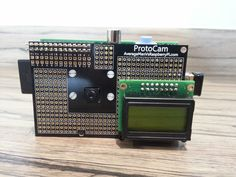 ProtoCam - The Raspberry Pi Camera Module Prototyping Board | Average Man vs Raspberry Pi - RPi Projects, Python and More