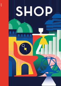 Lucy Vigrass | Shop magazine