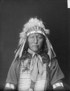 Big Wolf - Oglala – 1910