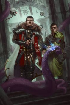 Warhammer Fantasy, Warhammer 40k, Battlefleet Gothic, Space Wolves, Space Marine, Fantasy Artwork, Painting Techniques, Cover Art, Gallery