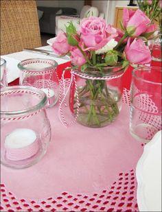 Meine rosarote Seite: Gartenparty