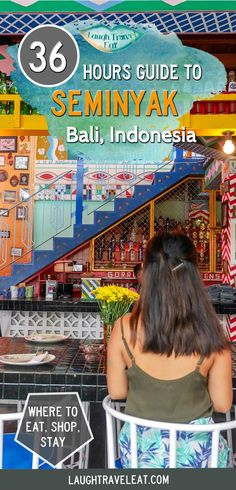 Things to do in Bali Seminyak in 36 hours: a shop + eat guide