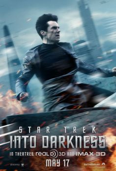 John Harrison Zeroes In On Spock - Morning, guys, Missy here! Yahoo! has unveiled a new video featuring Benedict Cumberbatch as John Harrison (someone we all know is really Khan) zeroing in his attention on Mr. Spock (Zachary Quinto). The intergalactic terrorist clearly has some nefarious plans for everyones favorite...