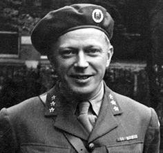Leif Tronstad Ww2, World War, Norway, Captain Hat, Army, Hero, History, Vintage, Gi Joe