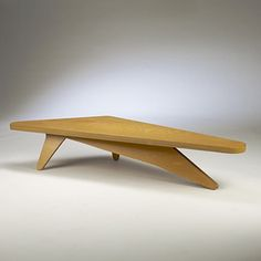 Luther Conover, Birch Coffee Table for Luther Conover, Inc., c1952.