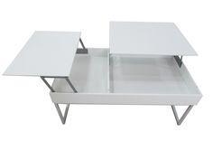 Mesa de centro con cubiertas movibles, | mueblelo.com