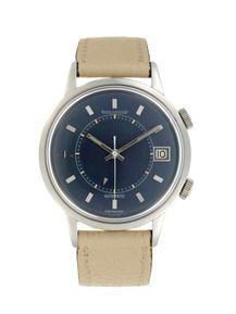 Vintage Watches  Jaeger LeCoultre Memovox (c. 1960s)