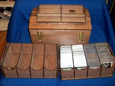 Dominion Cases and Storage | for the card game Dominion by Rio Grande