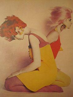 Vintage Fashion 1960's