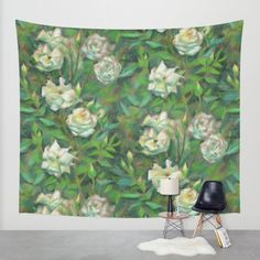 #roses, #rosegarden, #white, #green, #floral, #flowers, #bloom, #flourishing, #pattern, #art,  #tapestry