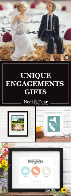 Engagement gifts. Nothing says \'Congratulations on your engagement!\' quite like our unique and personalised engagement gifts >>  www.etsy.com/... . . . #giftsforher #giftforbride #bridalgift #bride #engagement #weddings #weddinggift #weddinginspoloveu #giftforgirlfriend #anniversarygift #uniquegifts #personalizedgifts #uniquegiftideas #gifts #holidays #Christmasgiftsforhim #personalizedgifts #Christmasgiftidea