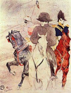 Napoléon Artist: Henri de Toulouse-Lautrec Completion Date: 1896