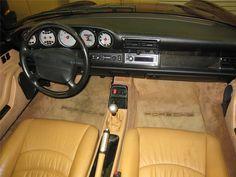Porsche 911 993, Staging, Interior, Role Play, Indoor, Interiors