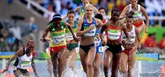 The Best Photos From Rio 2016: Aug. 13 Edition Emma Coburn, Track and Field