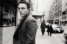 Michael Pitt for rag & bone