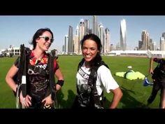 Nice skydive Michelle Rodriguez! #MichelleRodriguez