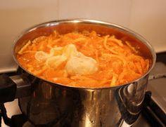 How to make marmalade..