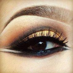 estilos de linha olho