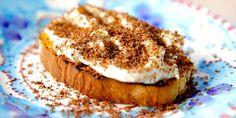 Chocolate Ricotta Toast Recipes | Food Network Canada - Giada in Italy
