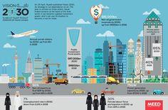 Arabia Saudita: il futuro è Vision 2030 — L'Indro