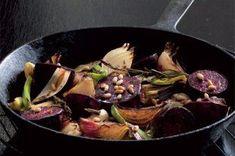 Ćervená řepa 14x jinak Iron Pan, Food And Drink, Menu, Vegan, Fit, Menu Board Design, Shape, Vegans