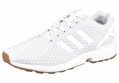 #ADIDAS #ORIGINALS #Damen #Sneaker #´ZX #FLUX´ #weiß Stabilisierende, leicht…