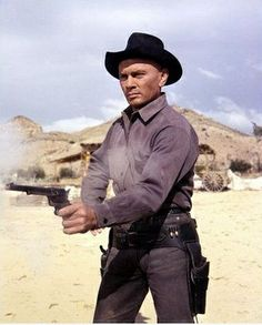 """Yul Brynner - """"The Magnificent Seven"""" - John Sturges Sci Fi Movies, Old Movies, Vintage Movies, Movie Tv, Comedy Movies, Western Film, Western Movies, Western Theme, Western Style"""