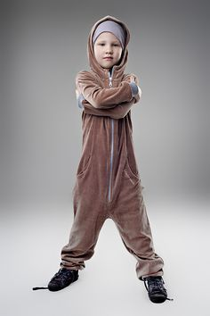 Happeak One Piece SS13  Cacao  comfy...i want one for winter ;)