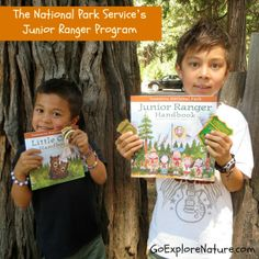Junior Ranger Program - So Fun For Summer!  Check Your Local Parks
