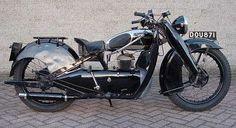1940 Francis-Barnett K39  250cc