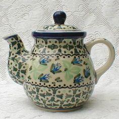 Breakfast tea pot.
