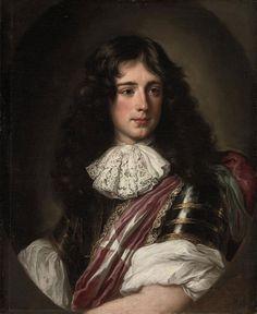 Portrait de Philippe de Bourbon, Duc de Vendôme, Jacob Ferdinand Voet