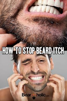If you have tried and failed to grow a beard, here are some simple techniques to help you with beard care and stop beard itch from Beardoholic.com