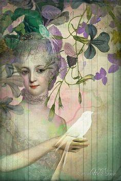 Maria Antonietta Regina. (Immagine da Pinterest).