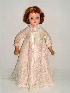 "1950s Madame Alexander 16"" Auburn Hair Elise Doll w Elise Tagged Outfit | eBay"