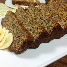 Look no further! The cleanest low carb, gluten free Banana bread EVER!! Make this now!!