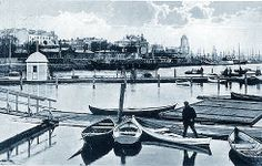 Old postcard of #Vyborg