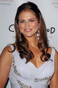 Princess Madeleine.