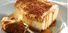 Photo: Caramel milk tart