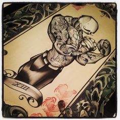 """@liquidcouragetattoo  #watercolorelitist #workhard #wip #thinkspace #tattoofightclub #artnerd #tattoo"""