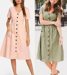 Super Ideas For Diy Fashion Clothing Women Mom Dress, Dream Dress, Dress Skirt, Shirt Dress, Diy Fashion, Ideias Fashion, Fashion Dresses, Club Outfits For Women, Clothes For Women