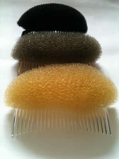 Hair poof accessory : create your poof without teasing your hair