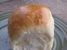 Anissa's Kitchen: Honey Yeast Rolls