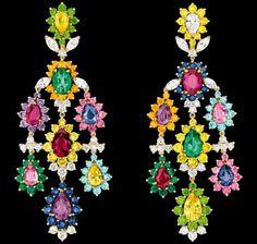 Cher Dior Fine Jewelry Collection