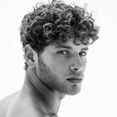Mens Messy Hairstyles In 2020 30 Trendy Curly Hairstyles for Men 2020 Collection Hairmanz Men Haircut Curly Hair, Perm Hair Men, Boys Curly Haircuts, Mens Messy Hairstyles, Mens Perm, Curly Hair Cuts, Permed Hairstyles, Curly Hair Styles, Updo Curly