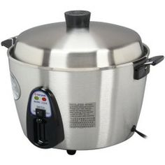 Tatung 11 Cup Stainless Steel Rice Cooker TAC-11KN (UL) #RiceCookers #Tatung