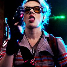 """Why do you love Kate McKinnon? p.s. Not everyone can say """"the gun licking scene from Ghostbusters."""""""