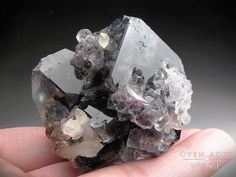 Okorusu Fluorite with Quartz Otjiwarongo District Otjozondjupa Region Namibia Mineral Specimen For Sale