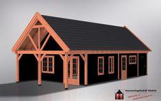 grote houten schuur - landelijke schuur - schuur met zolder - grote schuur bouwen - schuur kopen (4) Style At Home, Cabin, House Styles, Home Decor, Google, Decoration Home, Room Decor, Cabins, Cottage